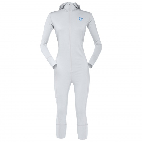 Norrøna - Women's Wool One-Piece - Merinounterwäsche