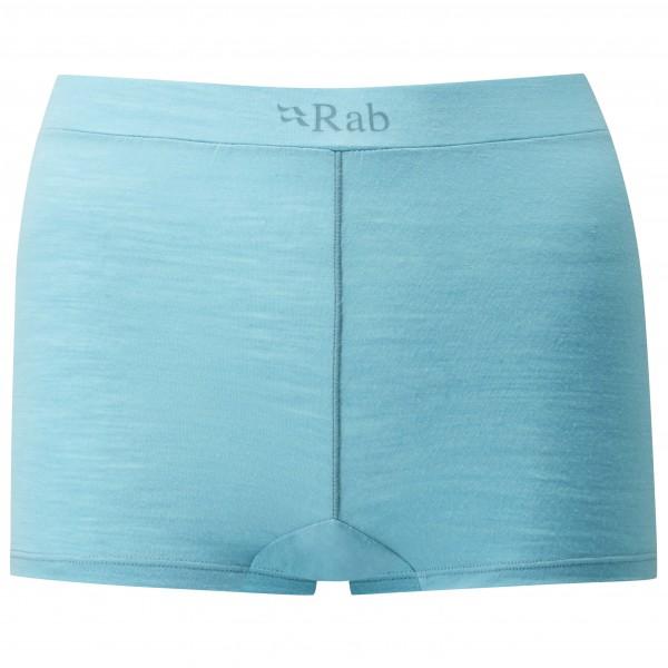 Rab - Women's Merino+ 120 Boxers - Merinovilla-alusvaatteet