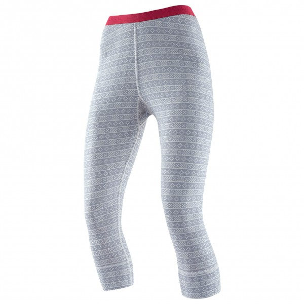 Devold - Alnes Woman 3/4 Long Johns - Sous-vêtements en lain
