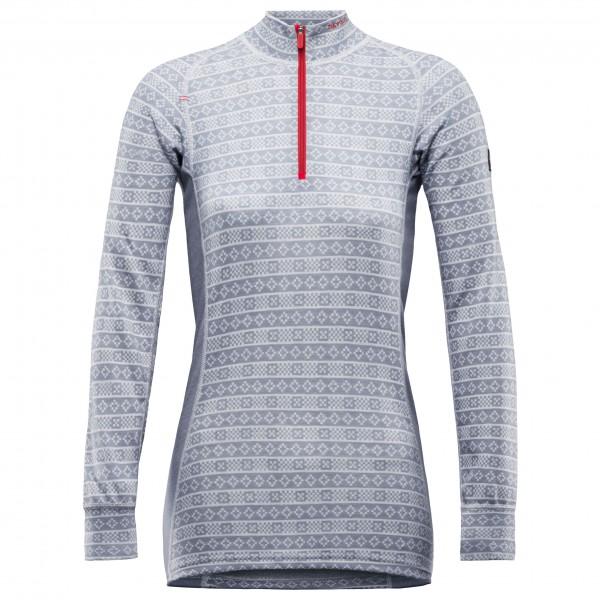 Devold - Alnes Woman Zip Neck - Sous-vêtements en laine méri
