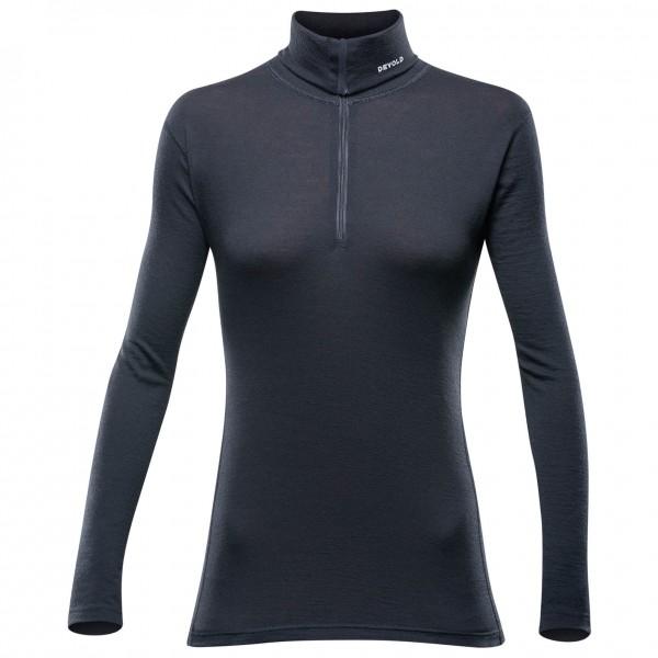 Devold - Breeze Woman Zip Neck - Sous-vêtements en laine mér