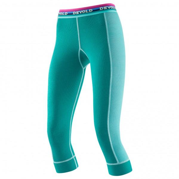 Devold - Hiking Woman 3/4 Long Johns - Underkläder merinoull