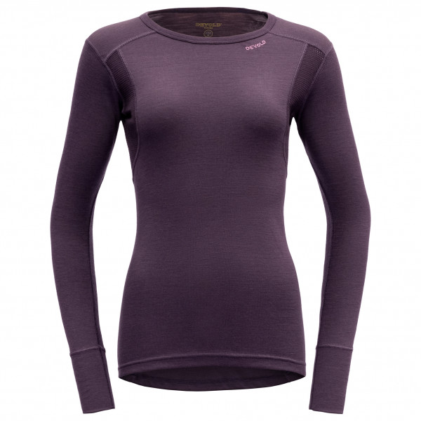 Devold - Hiking Woman Shirt - Merino ondergoed