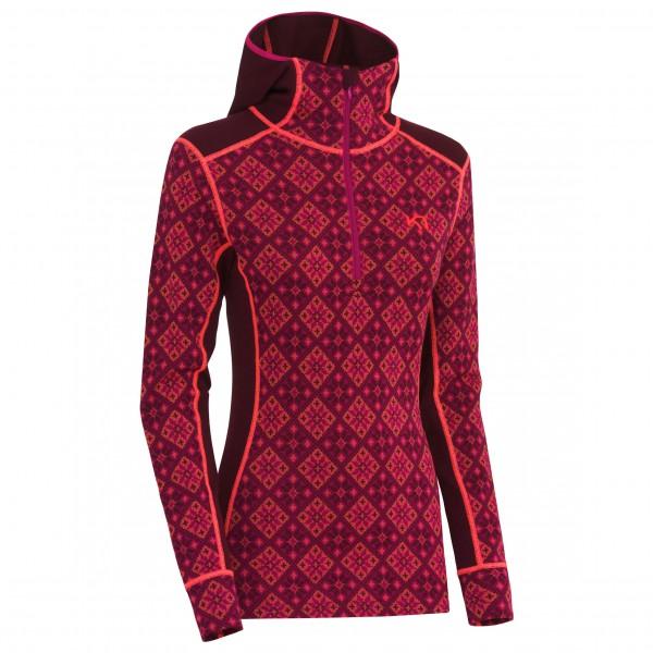 Kari Traa - Women's Rose Hood - Sous-vêtements en laine méri