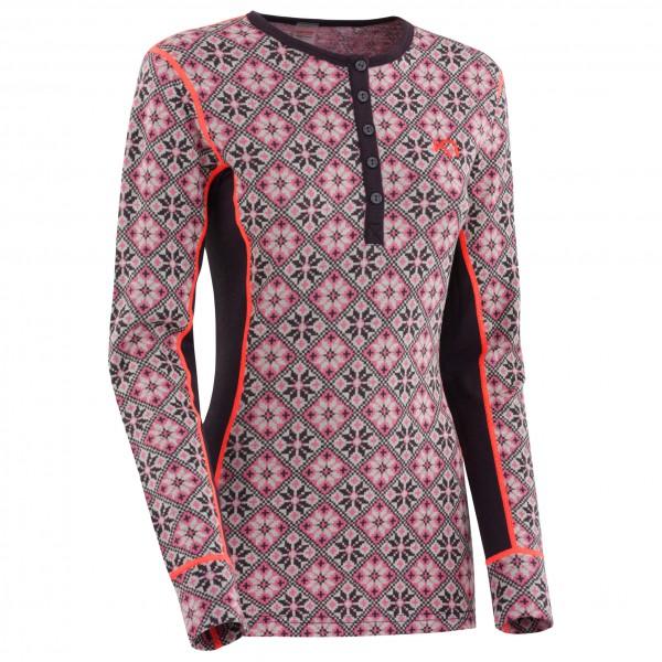 Kari Traa - Women's Rose L/S - Merinovilla-alusvaatteet