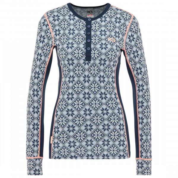 Kari Traa - Women's Rose L/S - Sous-vêtements en laine mérin