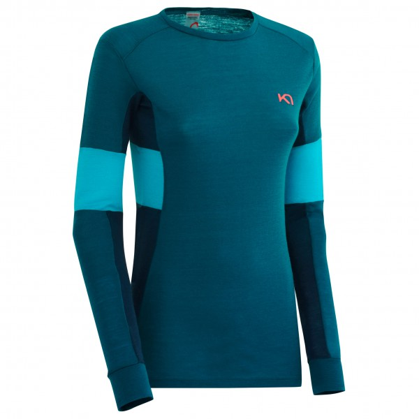 Kari Traa - Women's Vossa L/S - Merino base layers