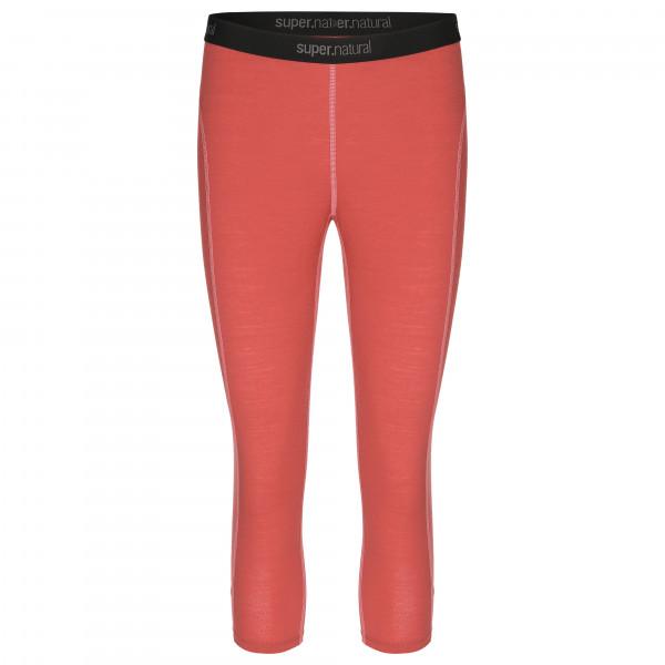 SuperNatural - Women's Base 3/4 Tight 175 - Merino undertøj