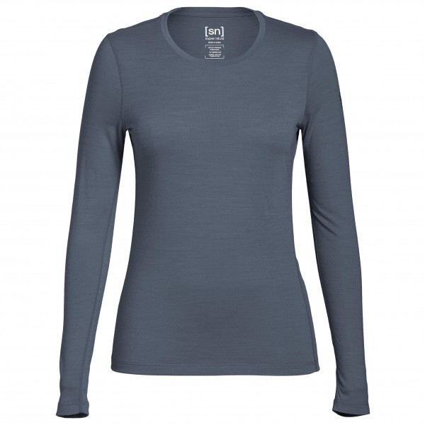 SuperNatural - Women's Base L/S 175 - Merino ondergoed