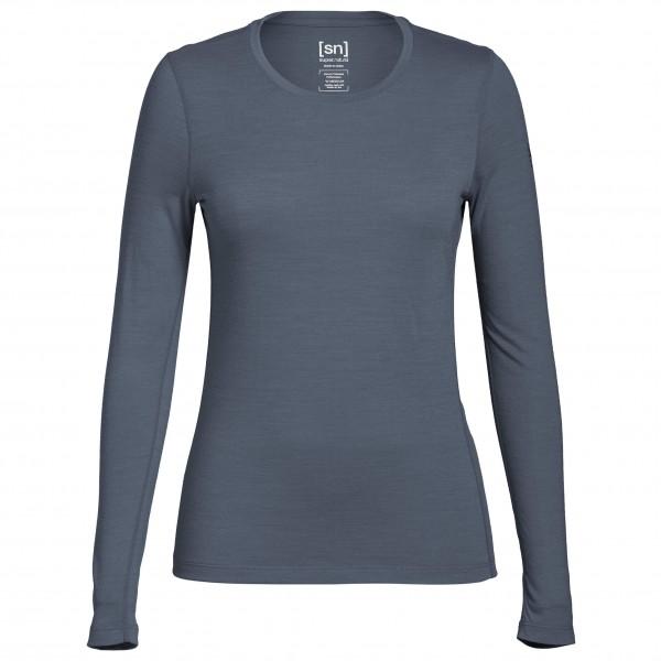 SuperNatural - Women's Base L/S 175 - Merino ondergoed