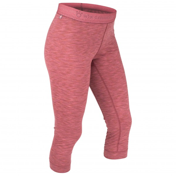 Röjk - Women's Primaloft Superbase Shortlongs - Merino base layer