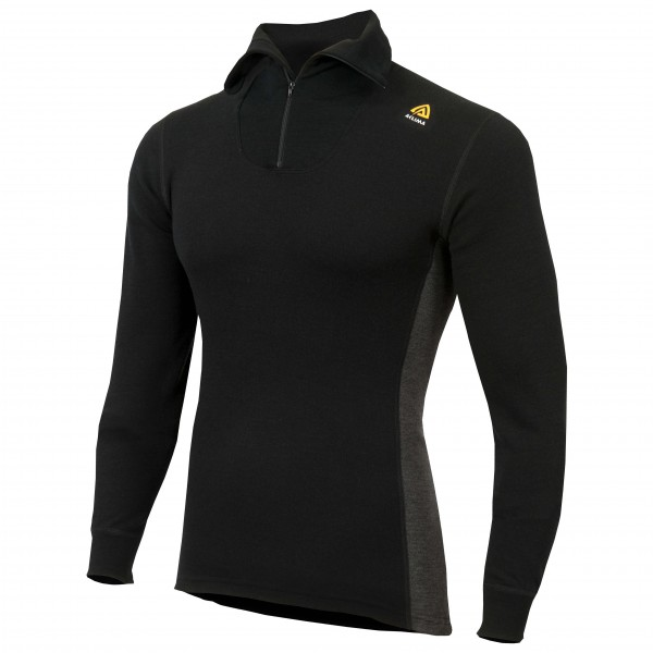 Aclima - Women's WN Polo Zip - Merino base layer