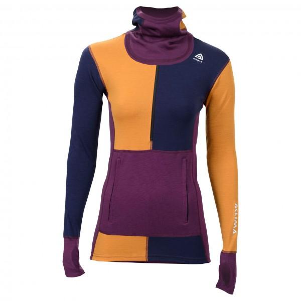 Aclima - Women's WW Hoodie Zip - Merino base layer
