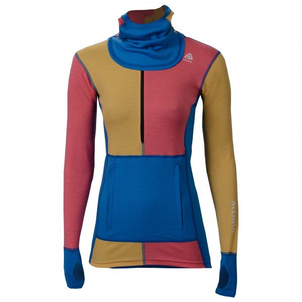 Aclima - Women's WW Hoodie Zip - Merino base layer