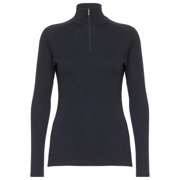66 North - Basar Women's Zip Neck - Merino undertøj