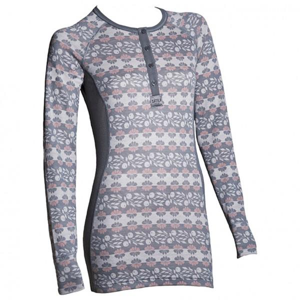 Sätila - Women's Gunborg Sweater - Merino ondergoed