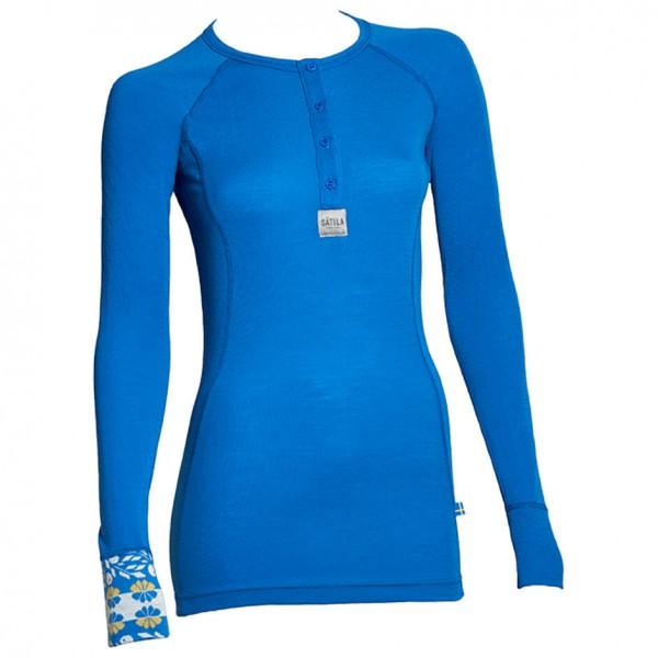Sätila - Women's Morzine Sweater - Merinovilla-alusvaatteet
