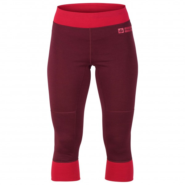 Sweet Protection - Women's Alpine 3/4 Pants 17,5/200 - Merino base layer