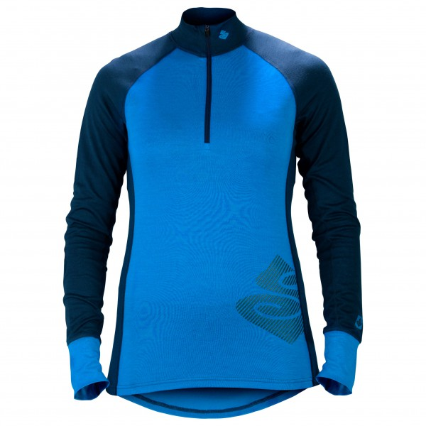 Sweet Protection - Women's Alpine 1/2 Zipneck 17,5/200 - Merino undertøj