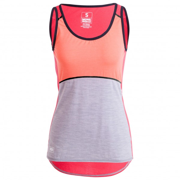Mons Royale - Womens Bella Coola Tech Tank