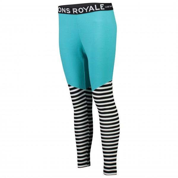 Mons Royale - Womens Christy Legging - Merino ondergoed