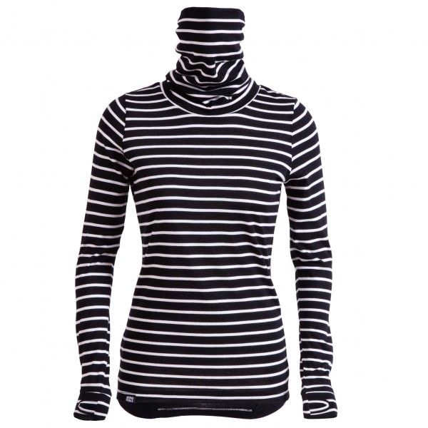 Mons Royale - Womens Cornice Rollover L/S - Underkläder merinoull