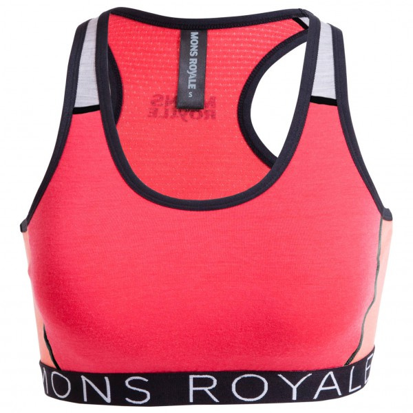 Mons Royale - Womens Sierra Sports Bra - Merinounterwäsche