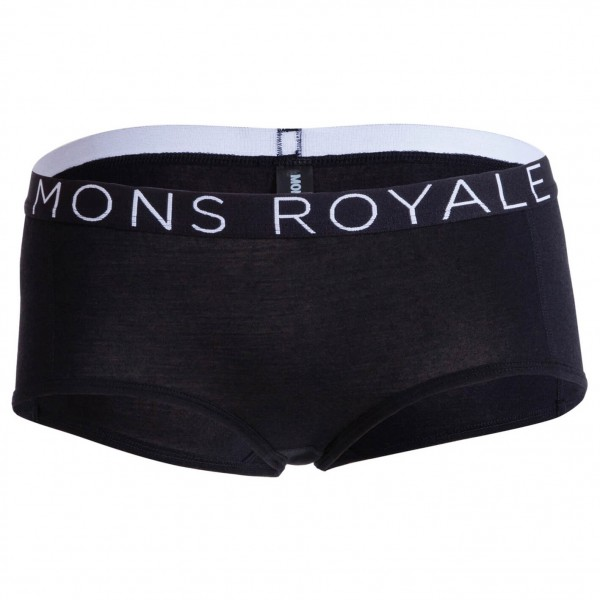 Mons Royale - Womens Sylvia Boyleg - Merino underwear
