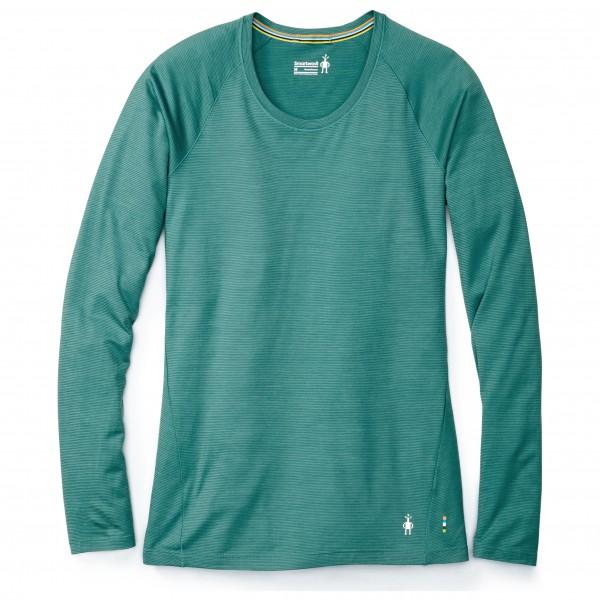 Smartwool - Women's Merino 150 Baselayer Pattern Long Sleeve - Merinovilla-alusvaatteet