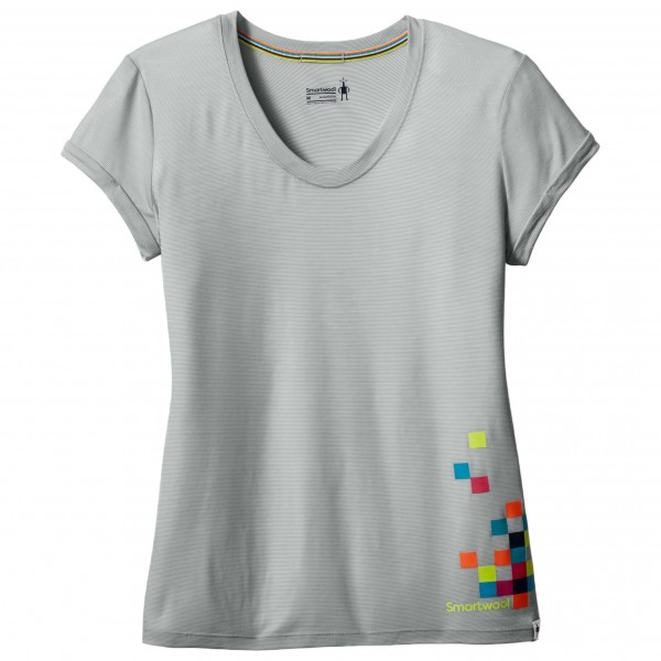 Smartwool - Women's Merino 150 Logo Tee - Merino base layer