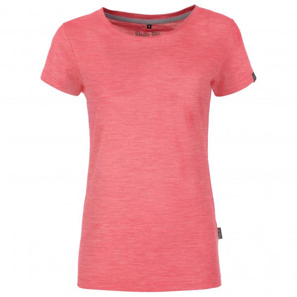 Pally'Hi - Women's T-Shirt Crew Neck - Merino base layer