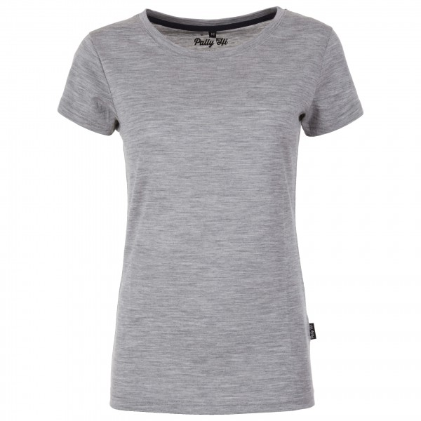 Pally'Hi - Women's T-Shirt Crew Neck - Merino base layer