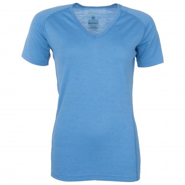 Devold - Breeze Woman T-Shirt V-Neck - Merinounterwäsche