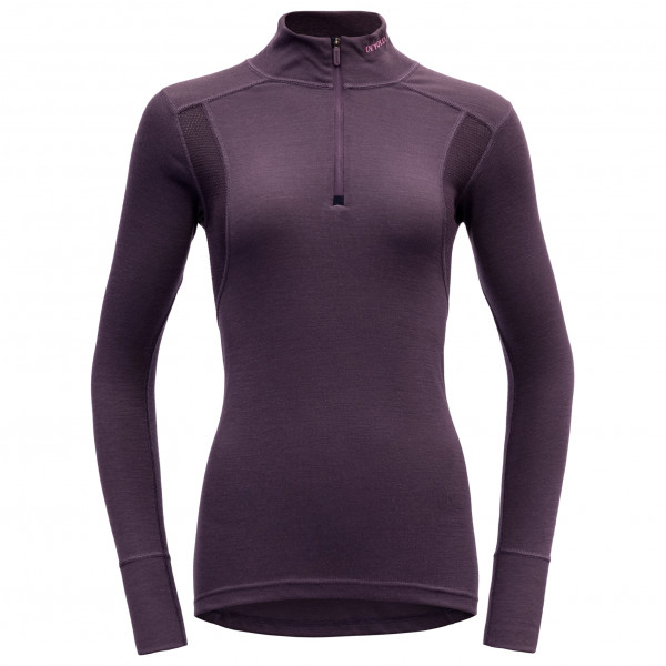 Devold - Hiking Woman Half Zip Neck - Merino undertøj