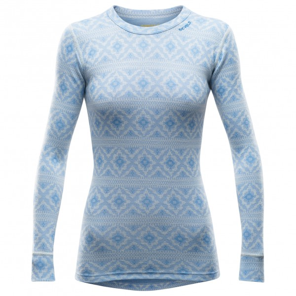 Devold - Ona Woman Shirt - Merinoundertøy