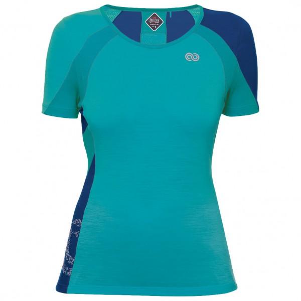 Rewoolution - Women's Next Merino T-Shirt S/S - Merinovilla-alusvaatteet
