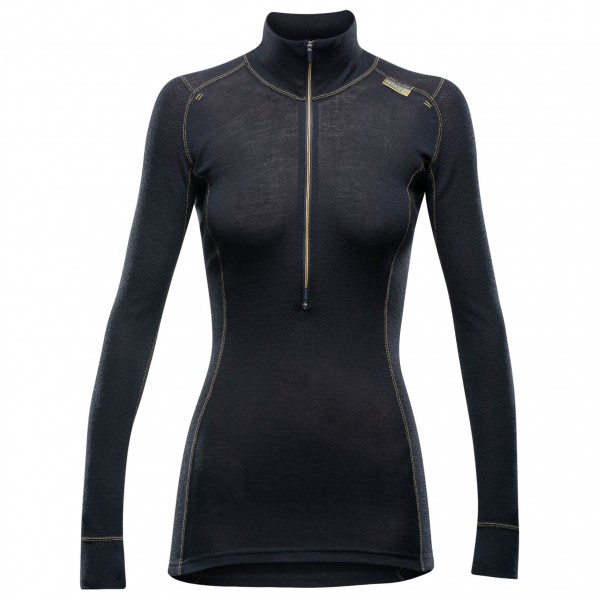 Devold - Wool Mesh Woman Half Zip Neck - Merino base layer