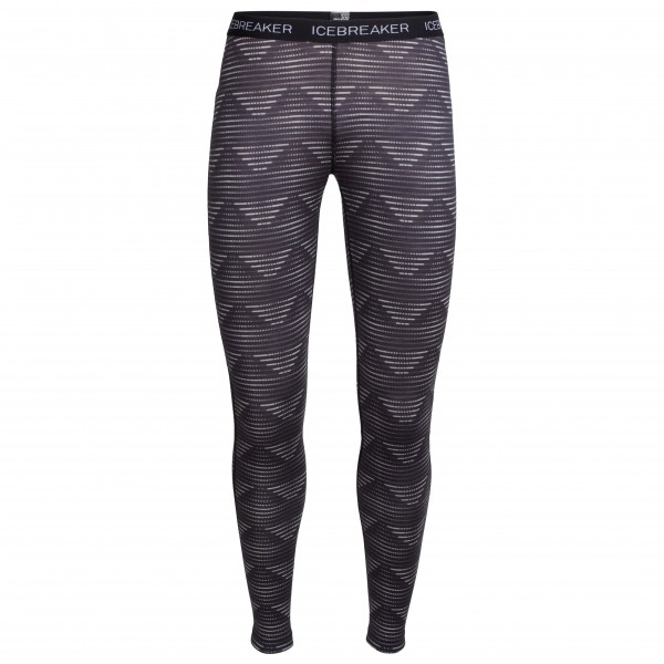 Icebreaker - Women's Oasis Leggings Diamond Line - Leggings