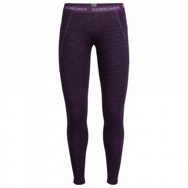 Icebreaker - Women's Winter Zone Leggings Couloir - Leggings