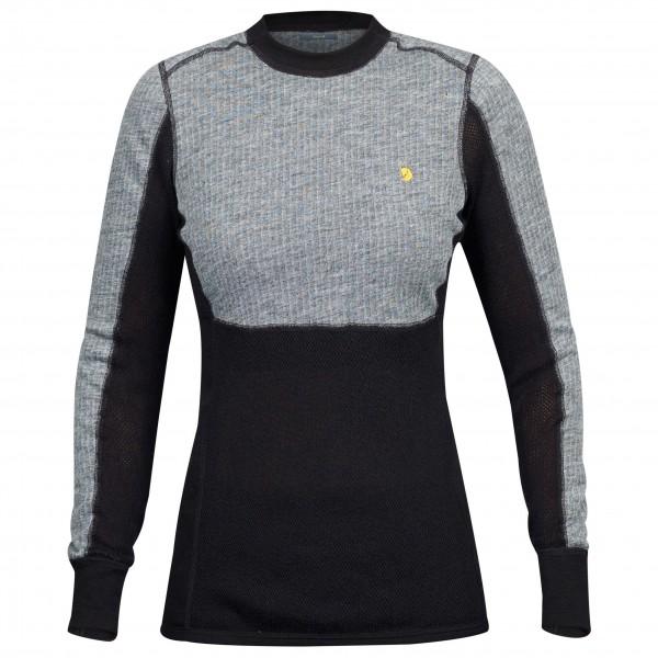 Fjällräven - Women's Bergtagen Woolmesh Sweater - Merinovilla-alusvaatteet