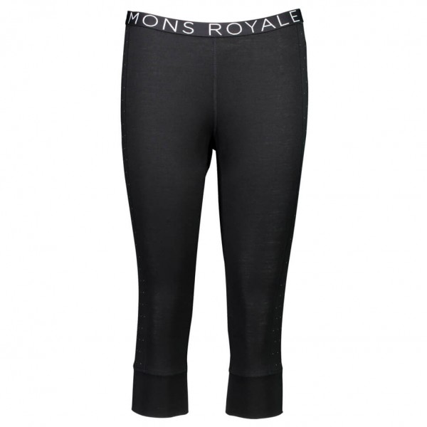 Mons Royale - Women's Alagna 3/4 Legging - Intimo lana merinos