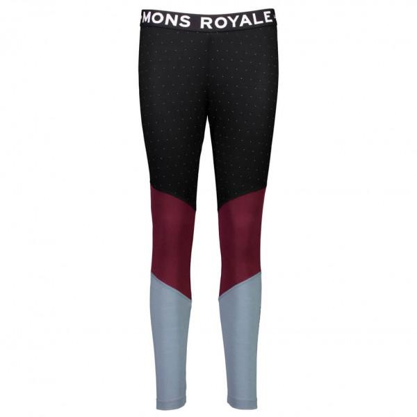 Mons Royale - Women's Christy Legging Panel - Leggingsit