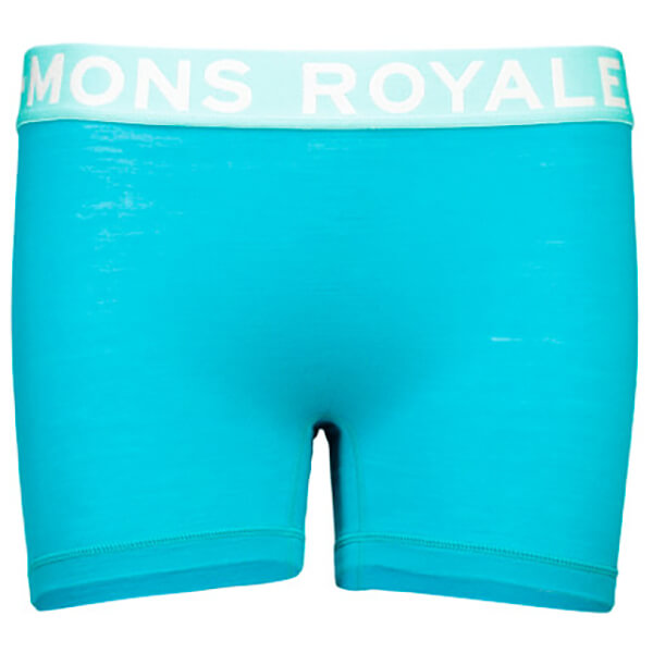 Mons Royale - Women's Hannah Hot Pant Ski Bum - Merino base layer