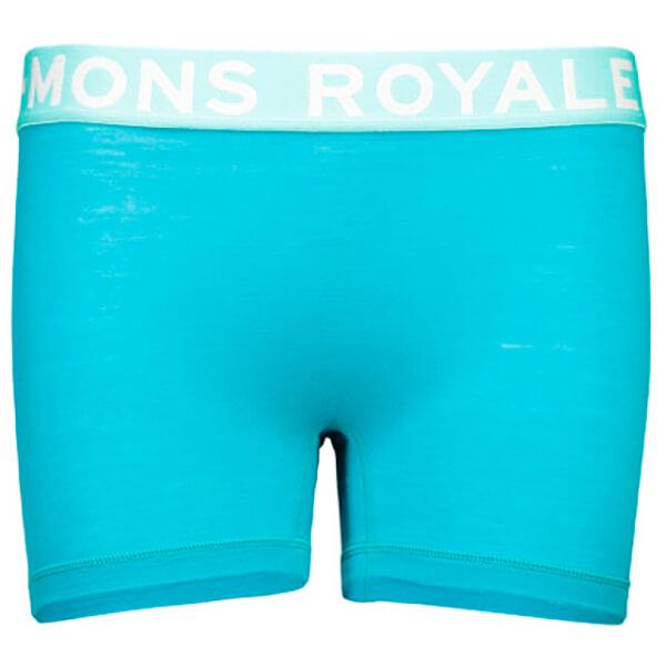 Mons Royale - Women's Hannah Hot Pant Ski Bum