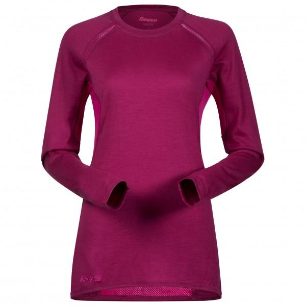 Bergans - Barlind Lady Shirt - Merinovilla-alusvaatteet