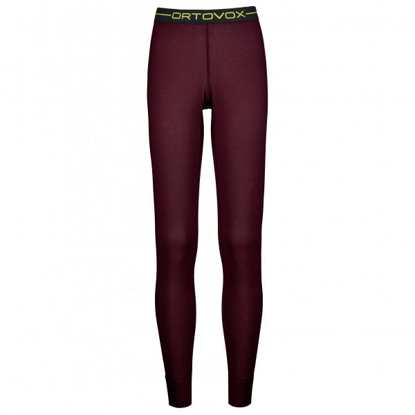 Ortovox - Women's 145 Ultra Long Pants - Merino base layer