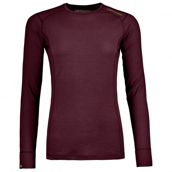 Ortovox - Women's 145 Ultra Long Sleeve - Merino base layer
