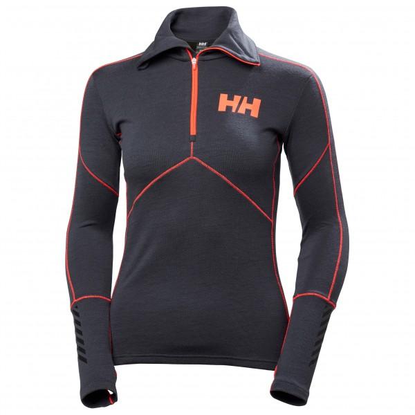Helly Hansen - Women's HH Lifa Merino Hybrid Top - Merinoundertøy