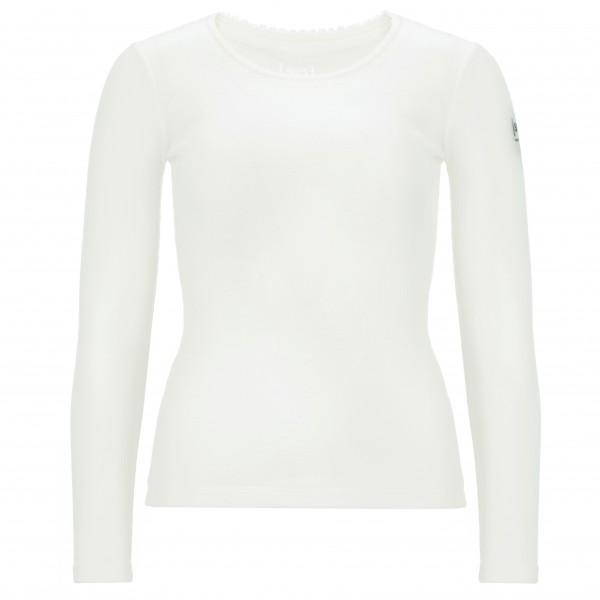 SuperNatural - Women's Scarlett Rib L/S 165 - Merino ondergoed