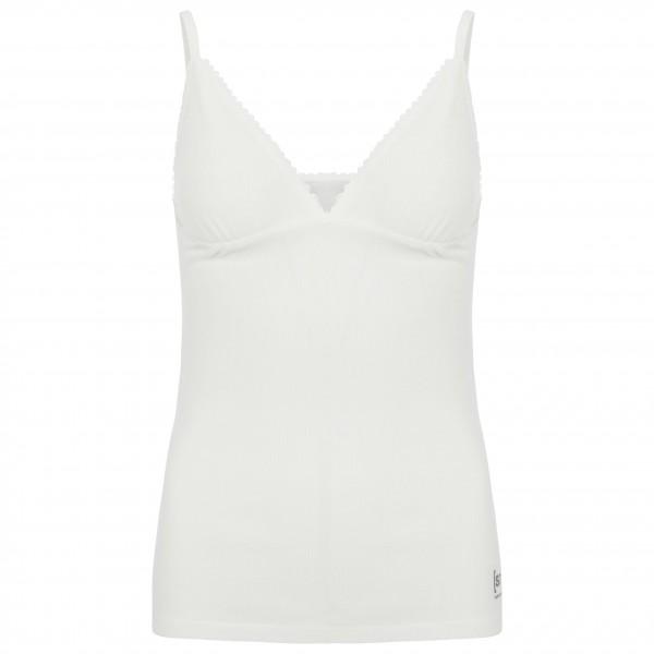 SuperNatural - Women's Vivien Rib Top 165 - Underkläder merinoull